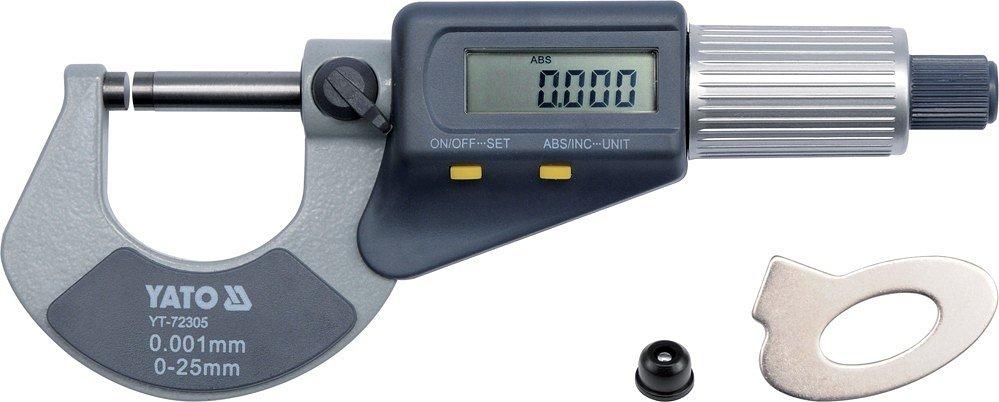 Compass Mikrometr digitální 0-25mm