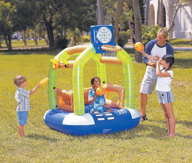 Bestway 52065 nafukovací dětské hřiště 170 x 150 x 140 cm