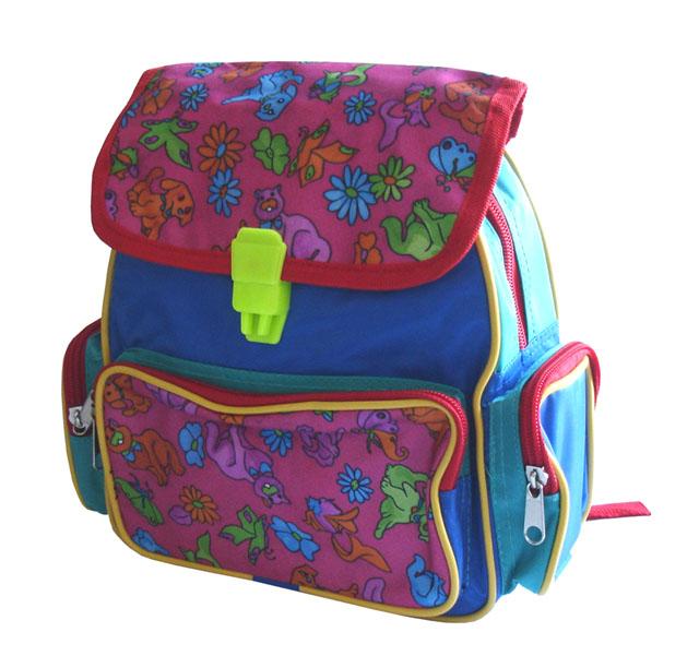 ACRA Batoh dětský barevný