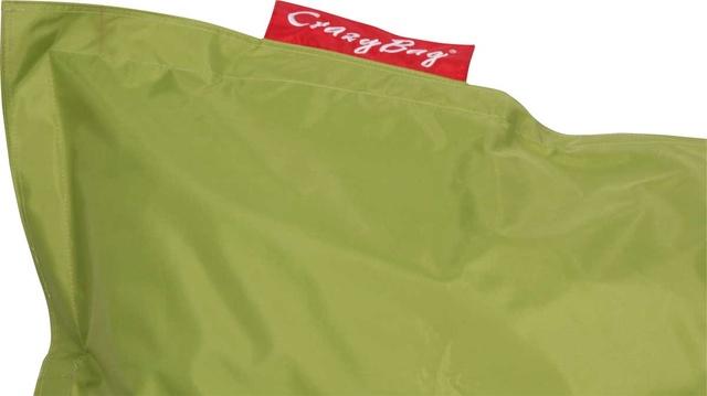 Sedací pytel CrazyBag Classic 178x140 Green Frog