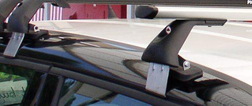 Střešní nosiče Piccola FL3025+TA2125 Flexbar Alu - Fiat 500L