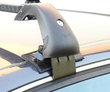 Střešní nosiče Piccola Piccar PC2026+TS2115 - pro vozy Škoda Superb I