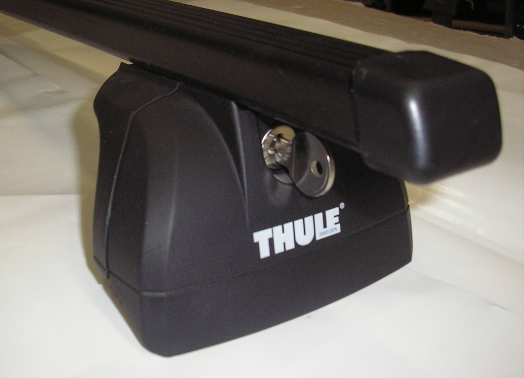 Střešní nosiče Thule 753+769+kit