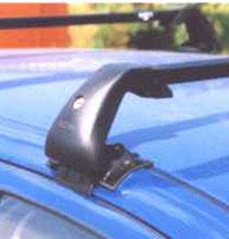 Střešní nosiče Piccola Piccar PC2005+TS3113 - pro vozy Škoda Fabia I