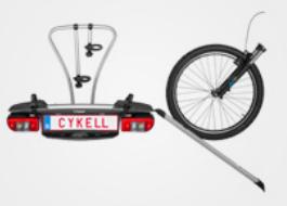 Nakládací rampa Cykell T2, T3