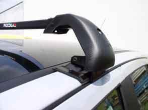 Střešní nosiče Piccola Piccar PC3011+TS2117 - pro vozy Nissan Qashqai
