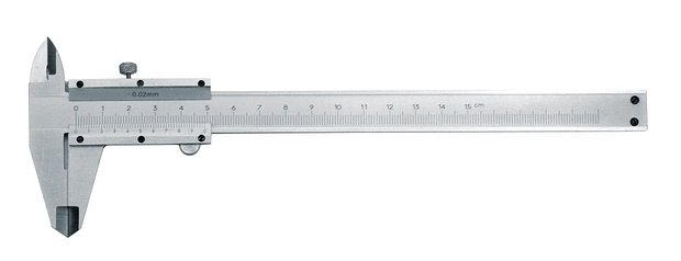 Compass Měřítko posuvné 150 x 0,02 mm