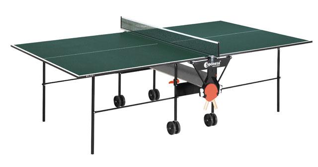 Sponeta S1-12i pingpongový stůl zelený