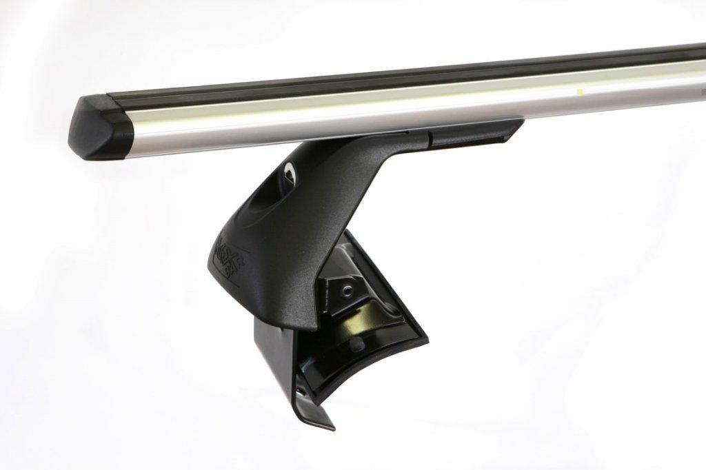 Střešní nosiče ELSON auto FL3018+TA2115 Flexbar Alu - Renault Fluence