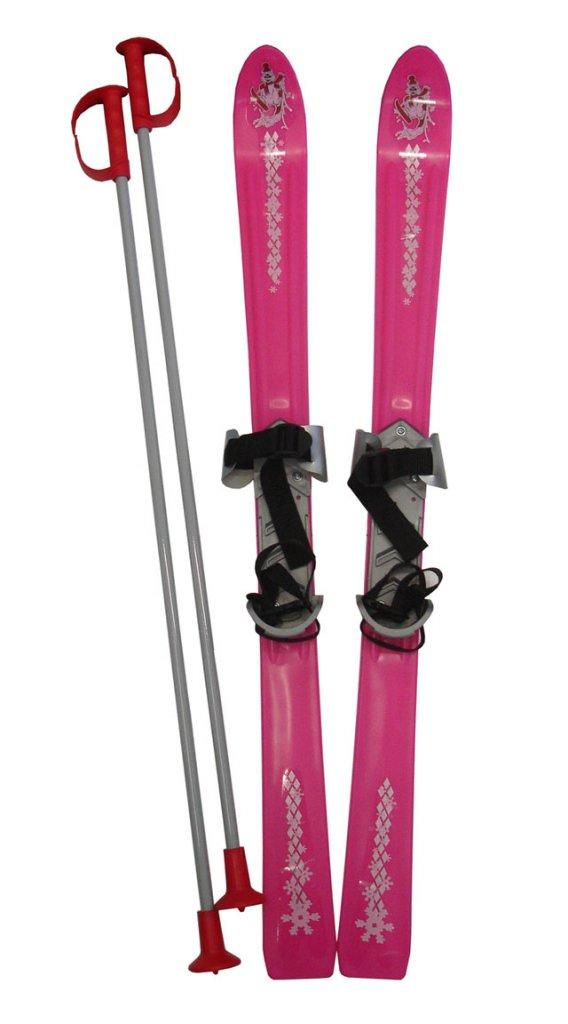 ACRA LSP90-RU Lyže dětské 90cm fialové