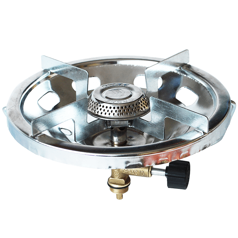YATE CAMPING K620 Vařič jedna plotýnka (pro použití k 2 kg PB lahvi)