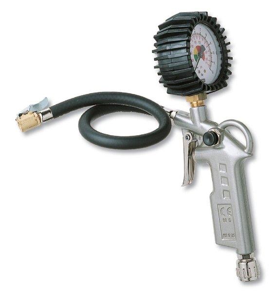Compass Pistole na čerpání s manometrem 12 bar