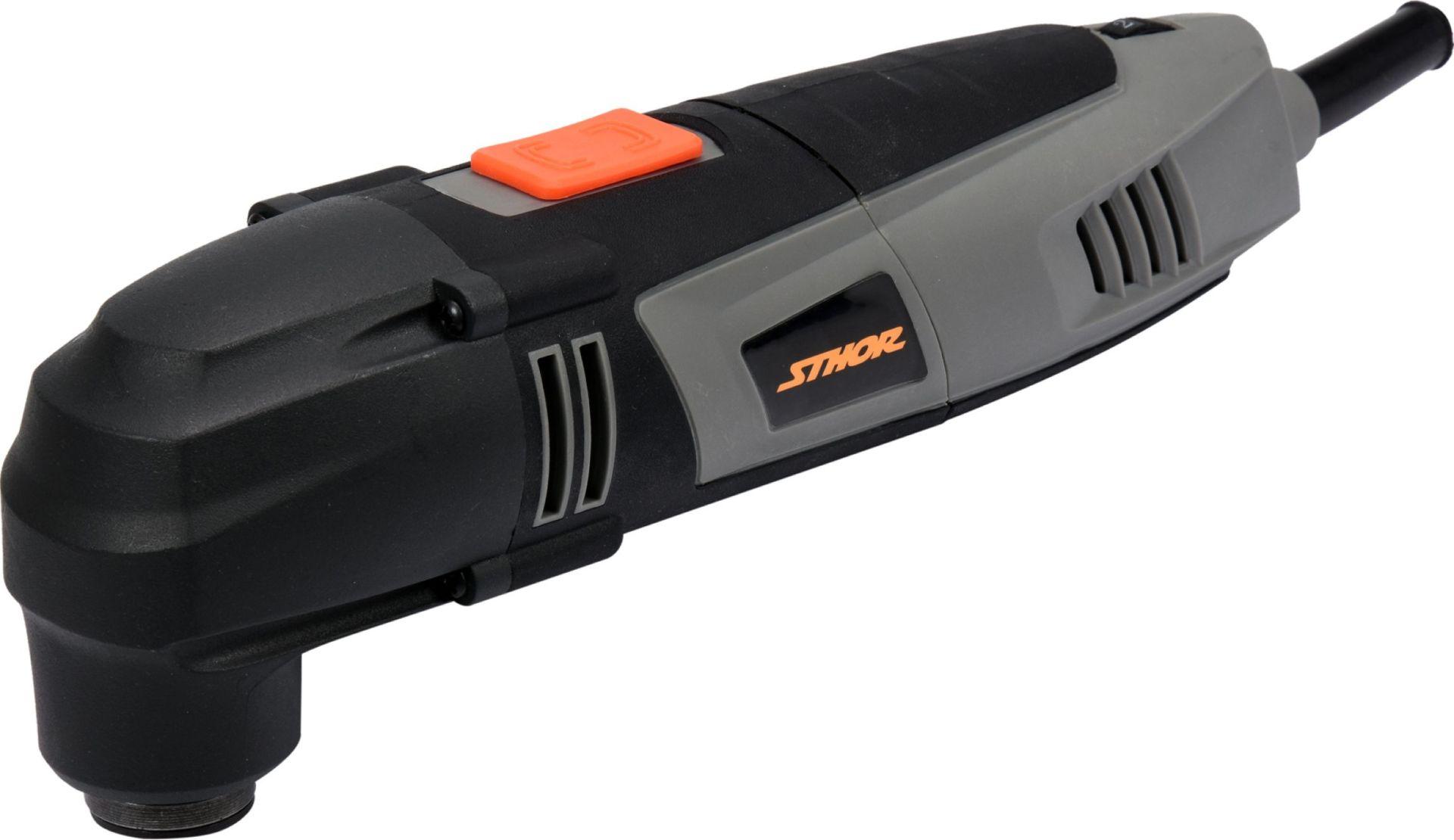 Compass Multifunkční oscilační nástroj, 220W, 15000-23000ot./min