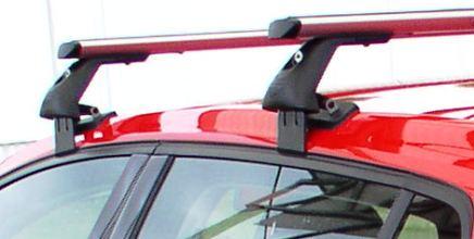 Střešní nosiče Piccola FL6010+TA2115 Flexbar Alu - Volkswagen Golf VII 5dv