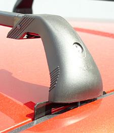 Střešní nosiče ELSON auto Piccar PC4021+TS2113 - pro vozy Mazda 3,Mazda 6,Mitsubishi Lancer