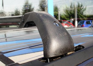 Střešní nosiče Piccola Piccar PC4031+TS2115 - pro vozy Chevrolet Orlando