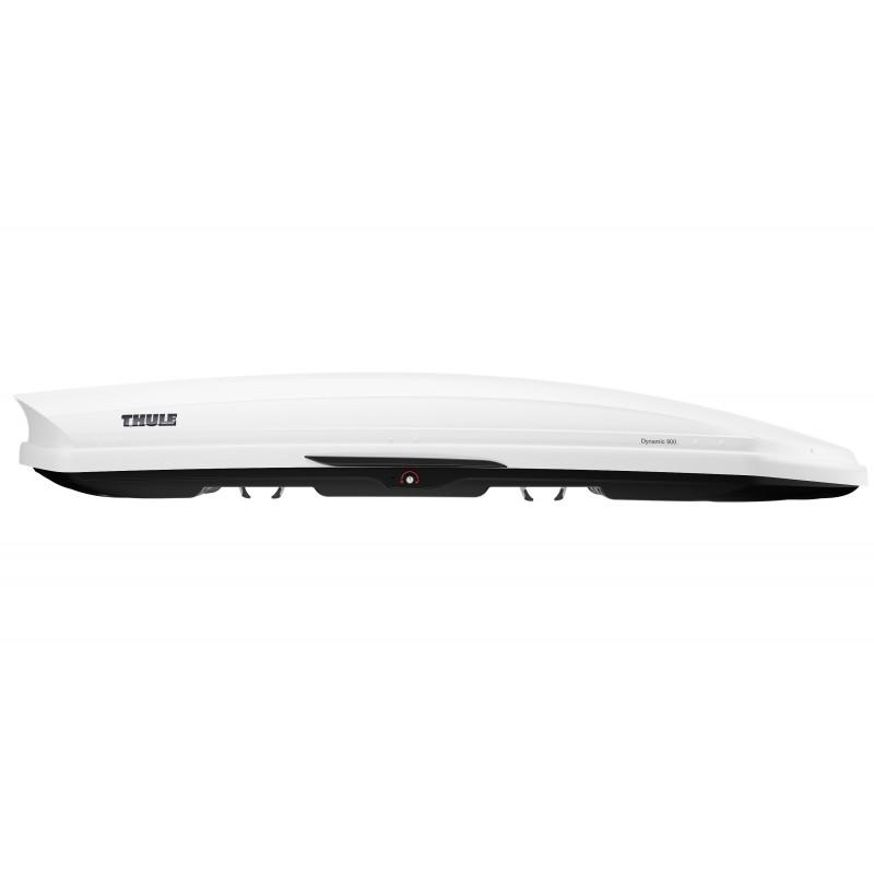 Střešní box Thule Dynamic 800 lesklý bílý - limitovaná edice