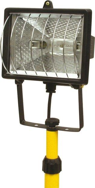 Compass Lampa halogenová na stojanu 400 W