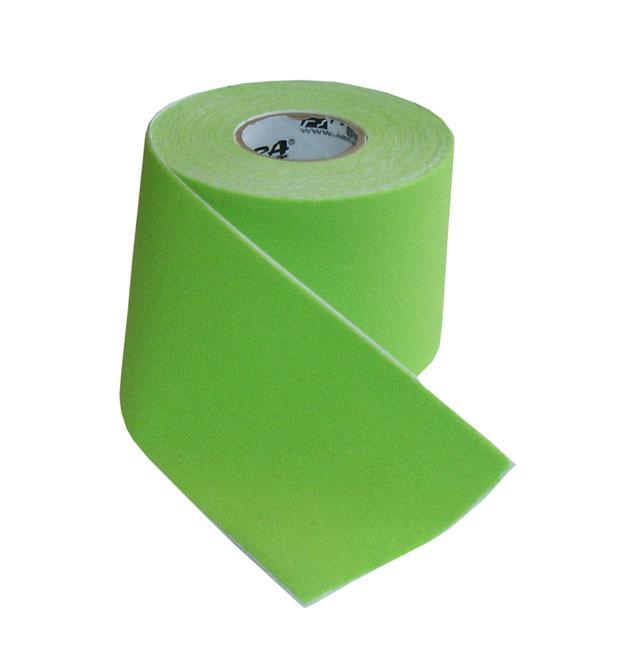 ACRA D70-ZE Kinezio tape 5x5 m zelený