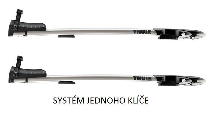 Thule Sprint XT 569 - akční sada 2 ks (stejné zámky)