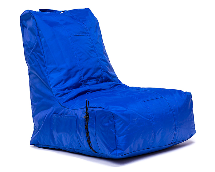 Dětský sedací pytel OMNIBAG Dark Blue 58x45x65