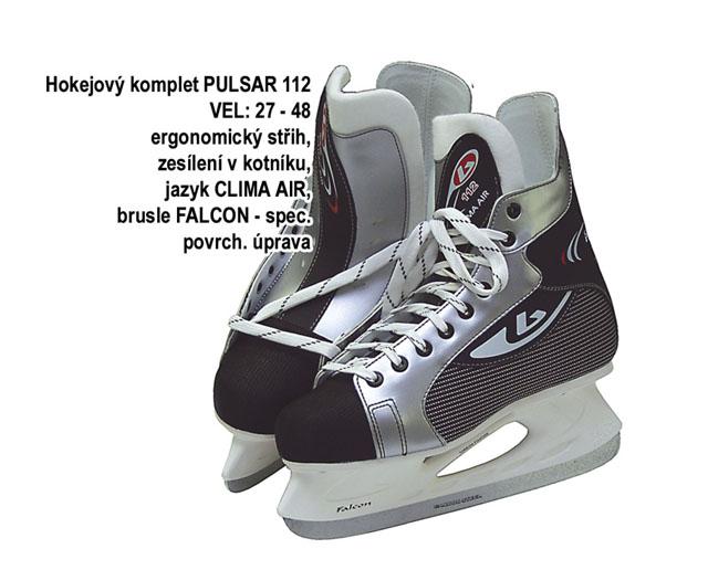 Hokejové brusle Botas Pulsar, vel. 47