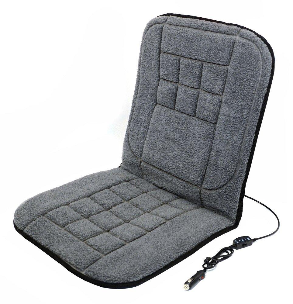 Compass Potah sedadla vyhřívaný s termostatem 12V TEDDY