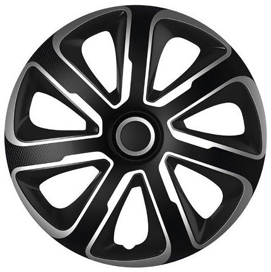"""Compass Kryty kol 16"""" LIVORNO Carbon (sada) silver/black"""