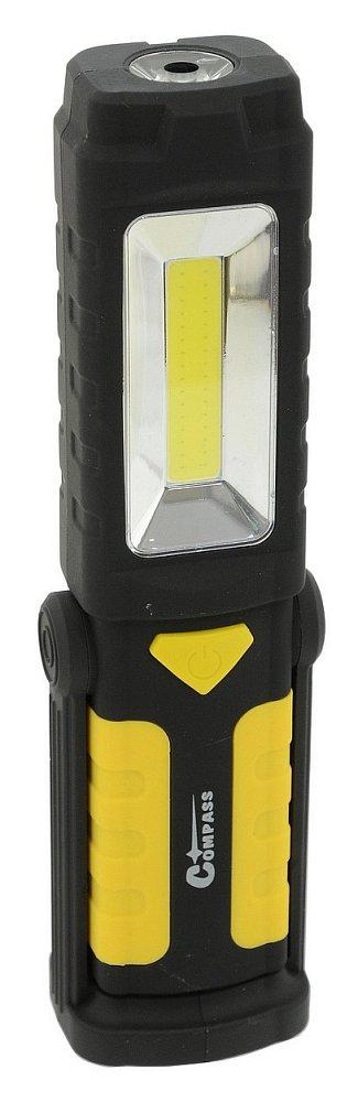 Compass Svítilna montážní LED 80/280lm 3xAA