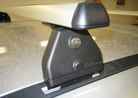 Střešní nosiče BOHM ALU SYSTEM A 2800