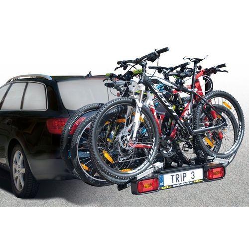 Hakr Trip 3+1 Middle - nosič kol na TZ pro až 4 kola !! DOPRAVA A ADAPTER ZÁSUVKY ZDARMA***