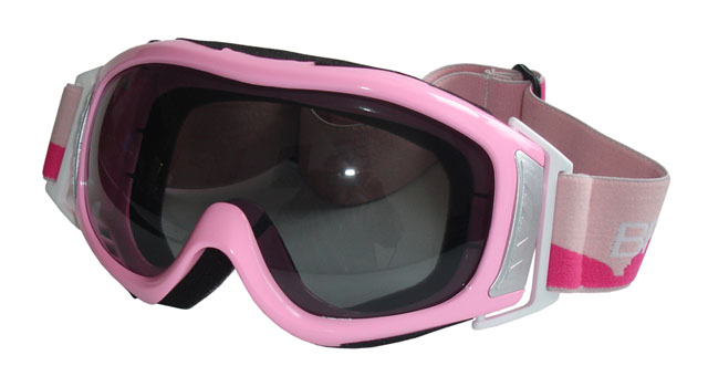 BROTHER B255-RU Lyžařské brýle, růžové