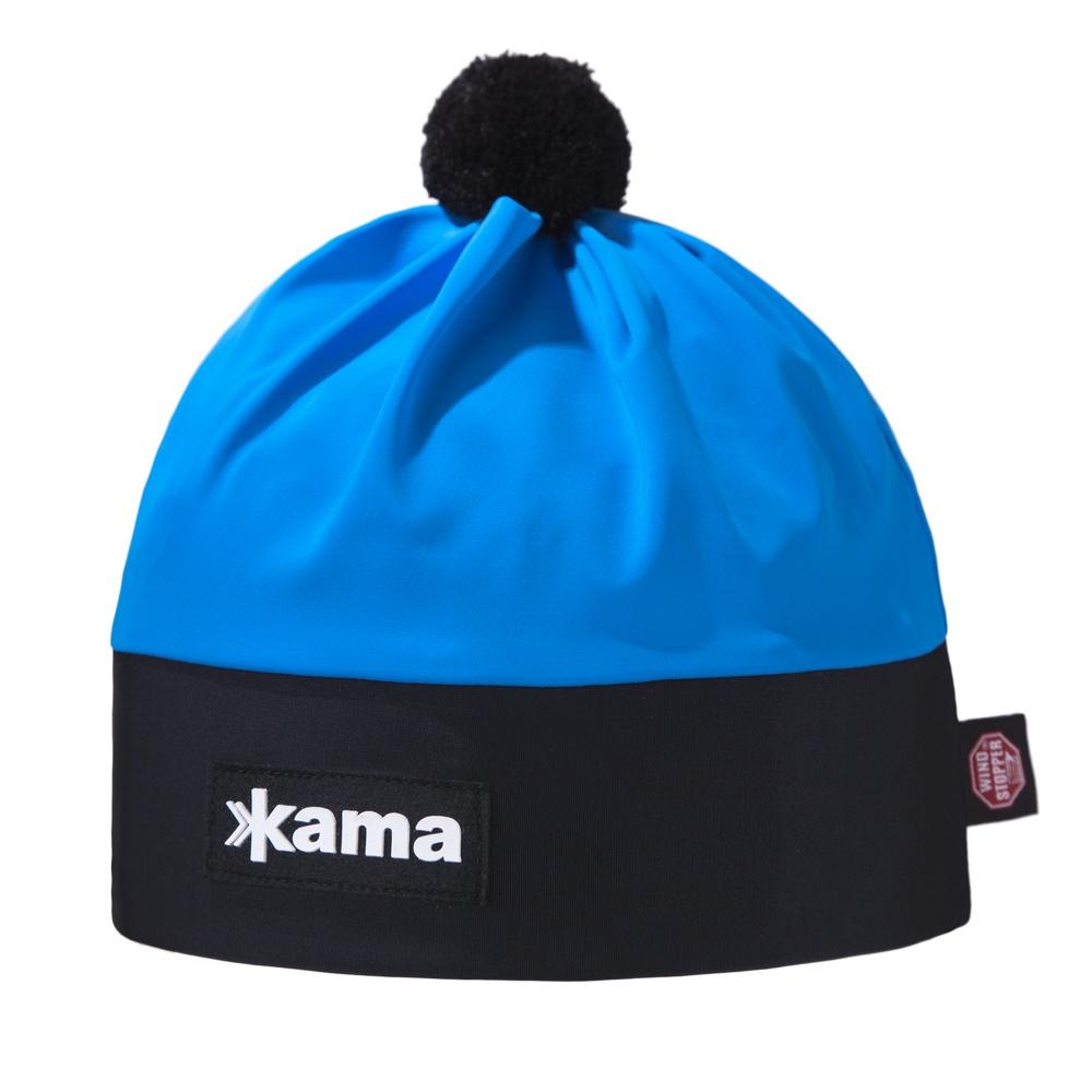 Běžecká čepice Kama AW56 - Windstopper tyrkysová