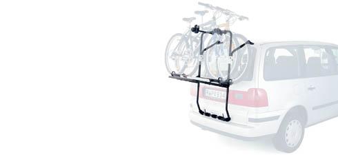 Thule Backpac 973 + adapter 973-19 max. 4 kola