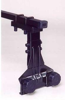 Střešní nosiče Piccola FLR400-31B2+TF2220 - pro vozy s okapničkou