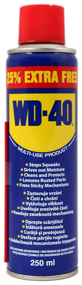 Compass Mazivo WD-40 250 ml