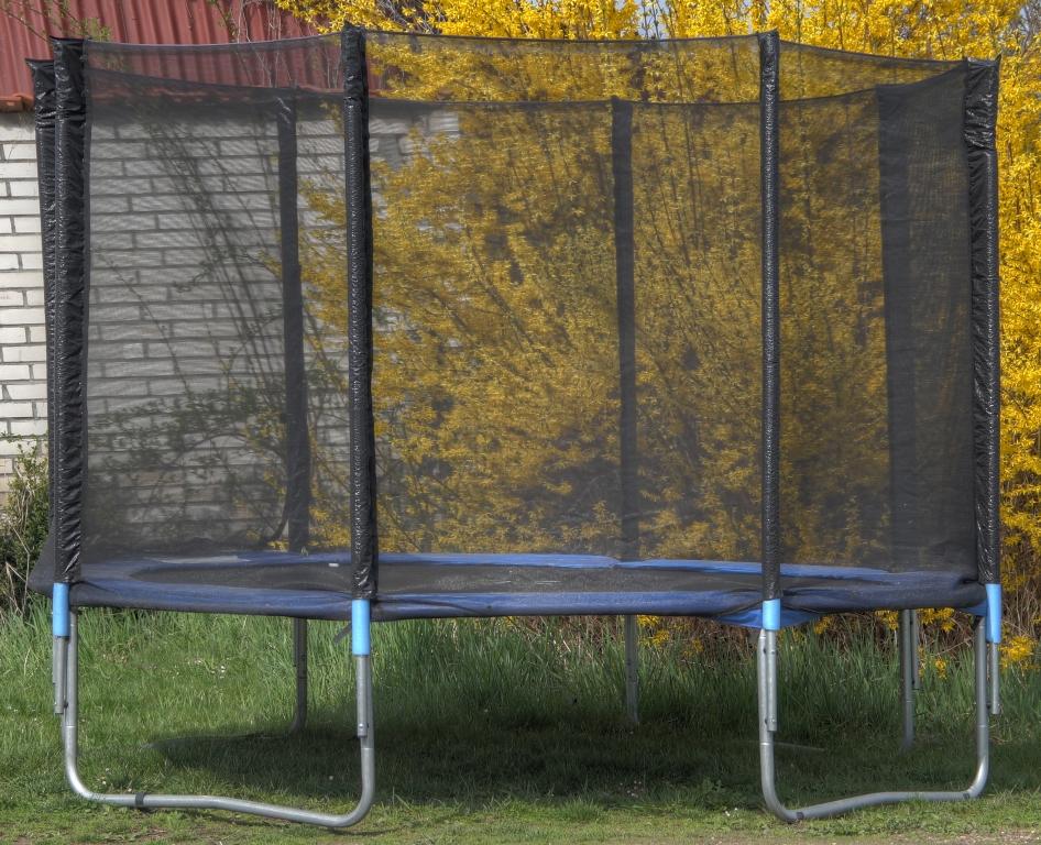 Trampolína OmniJump s ochrannou sítí 305 cm