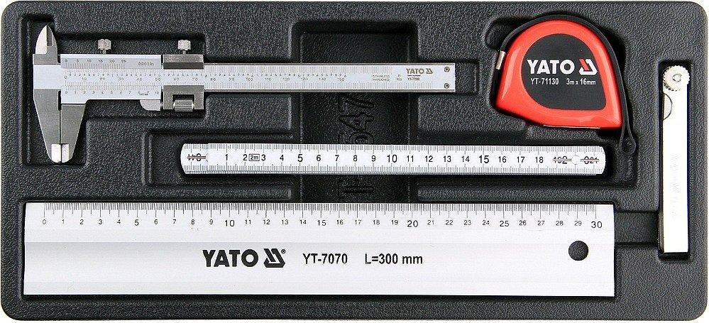 Compass Vložka do zásuvky - sada měřidel 5ks