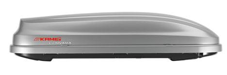 Střešní boxy Kamei Corvara 390K stříbrný pravý