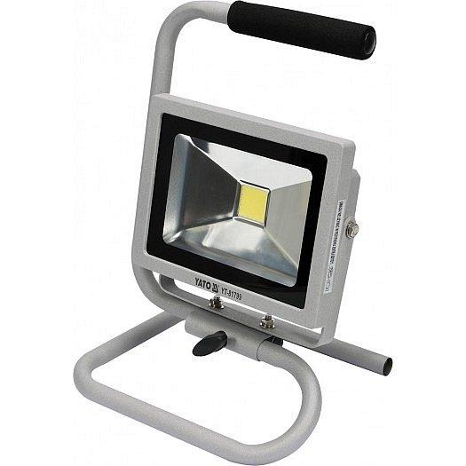 Compass Reflektor přenosný s vysoce svítivou COB LED, 20W, 1400lm